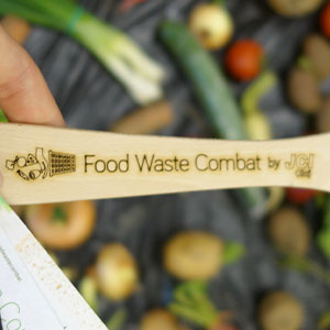 Food Waste Combat Lunch